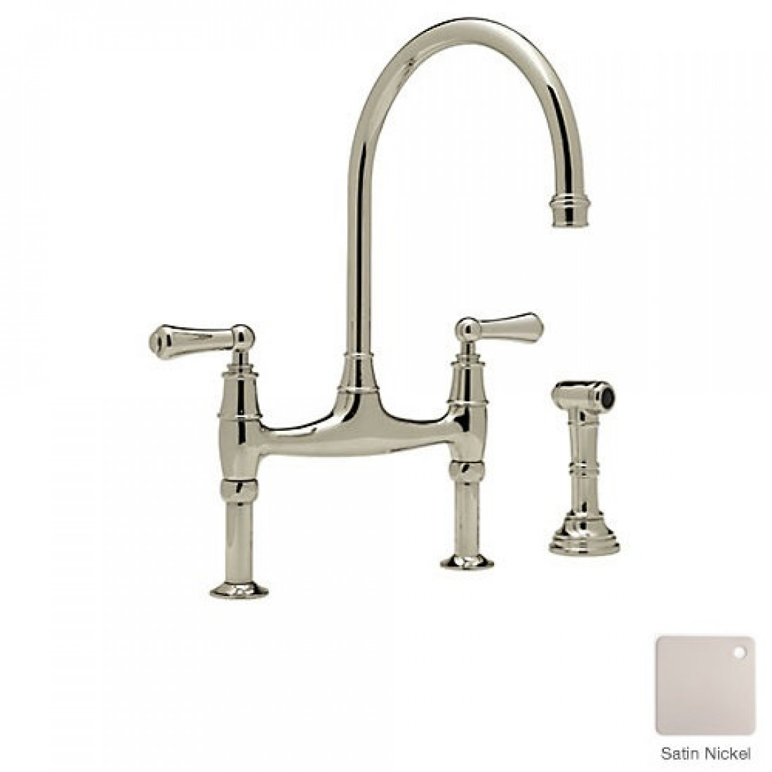 faucets rohl perrin and rowe bridge kitchen faucet within measurements 1100 x 1100