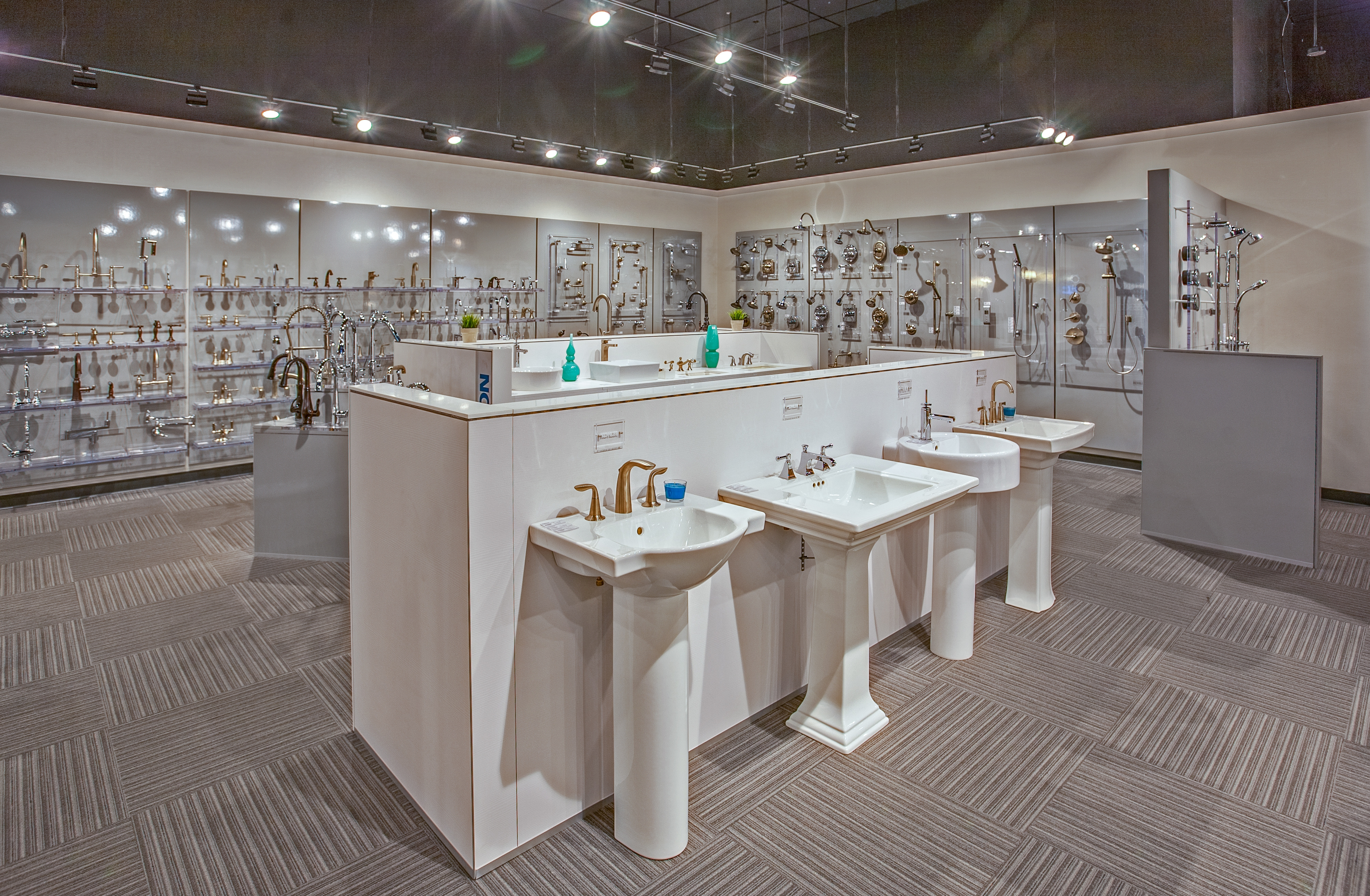 Ideas, ferguson showroom vista ca supplying kitchen and bath within proportions 4007 x 2621  .