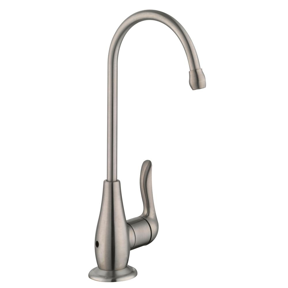 Ideas, filtered water faucet stainless filtered water faucet stainless glacier bay 1 handle replacement filtration faucet in 1000 x 1000  .