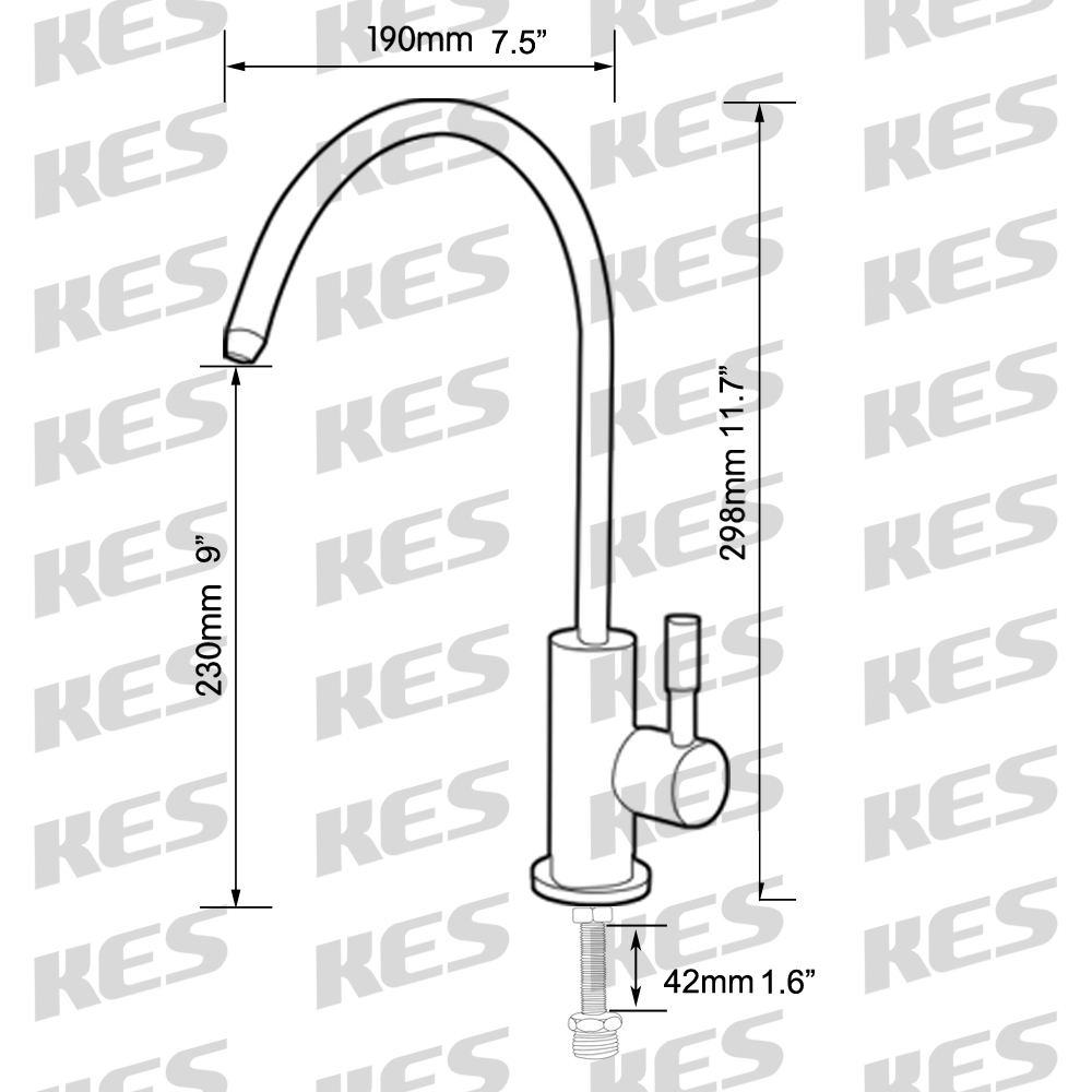 Ideas, filtered water faucet stainless filtered water faucet stainless z501c lead free beverage faucet drinking water filtration system 1 1000 x 1000  .