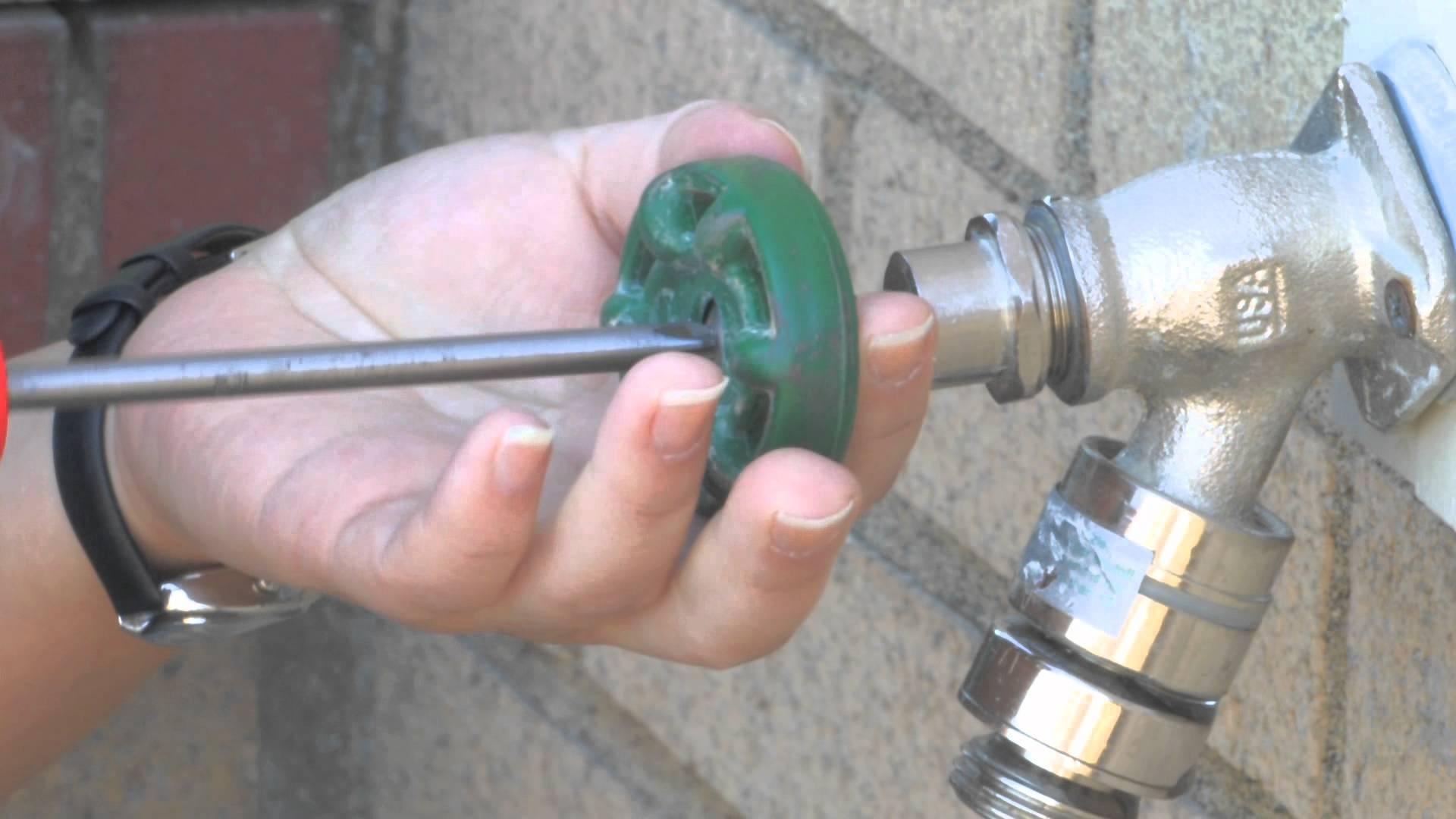 Ideas, garden hose spigot y hose adapter allows you to convert one spigot with regard to proportions 1920 x 1080  .