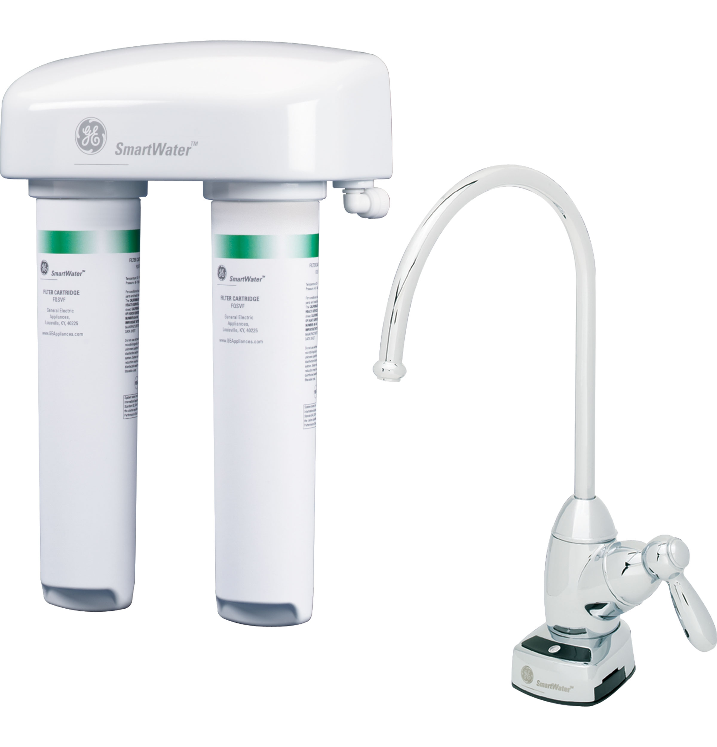 Ideas, ge dual stage drinking water filter gnsv70fbl ge appliances in size 2400 x 2500  .
