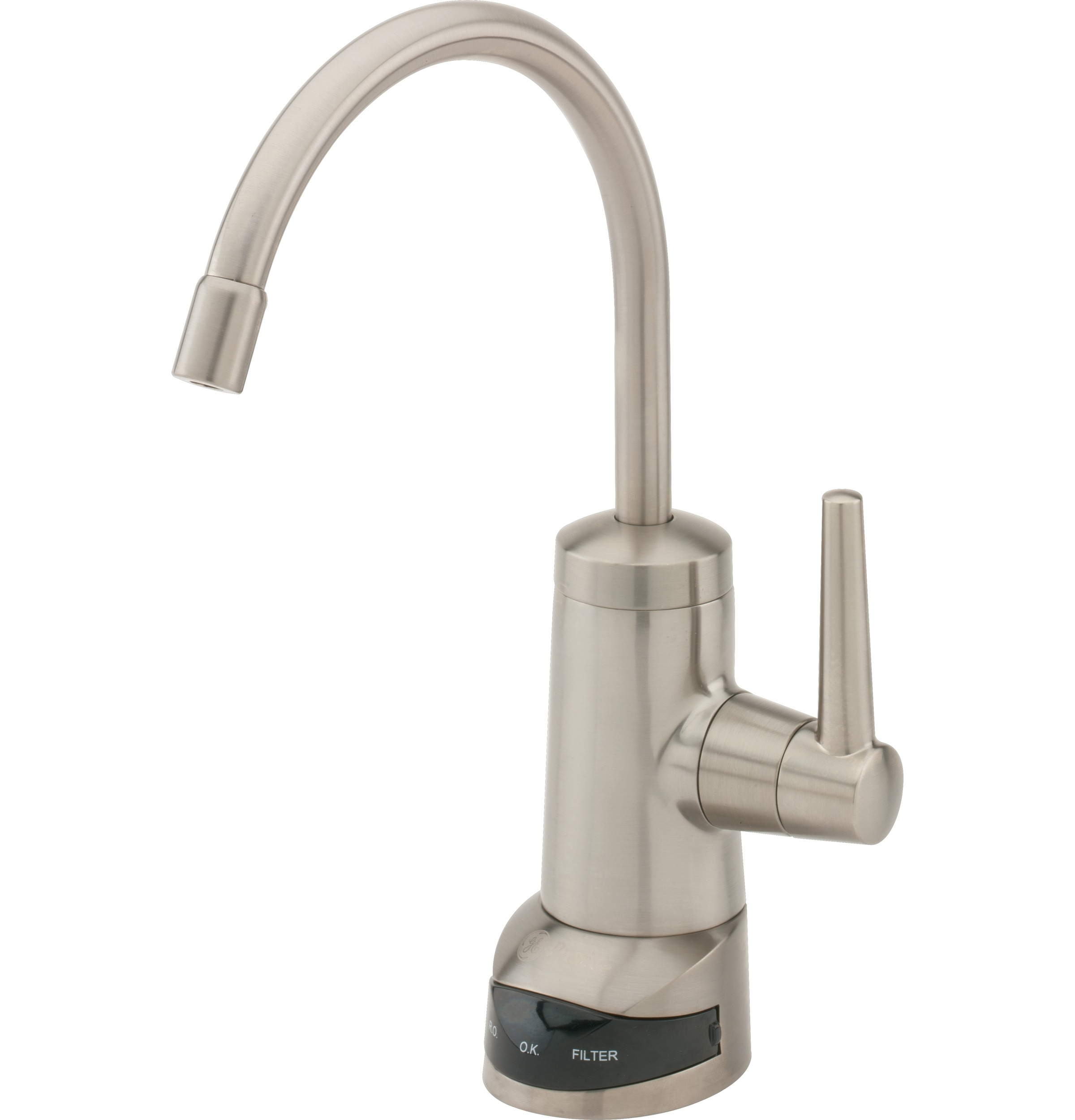 ge profile reverse osmosis filtration system with brushed nickel throughout proportions 2400 x 2500