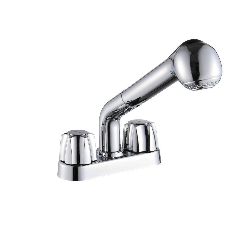 Ideas, glacier bay 4 in centerset 2 handle laundry faucet in chrome with measurements 1000 x 1000  .