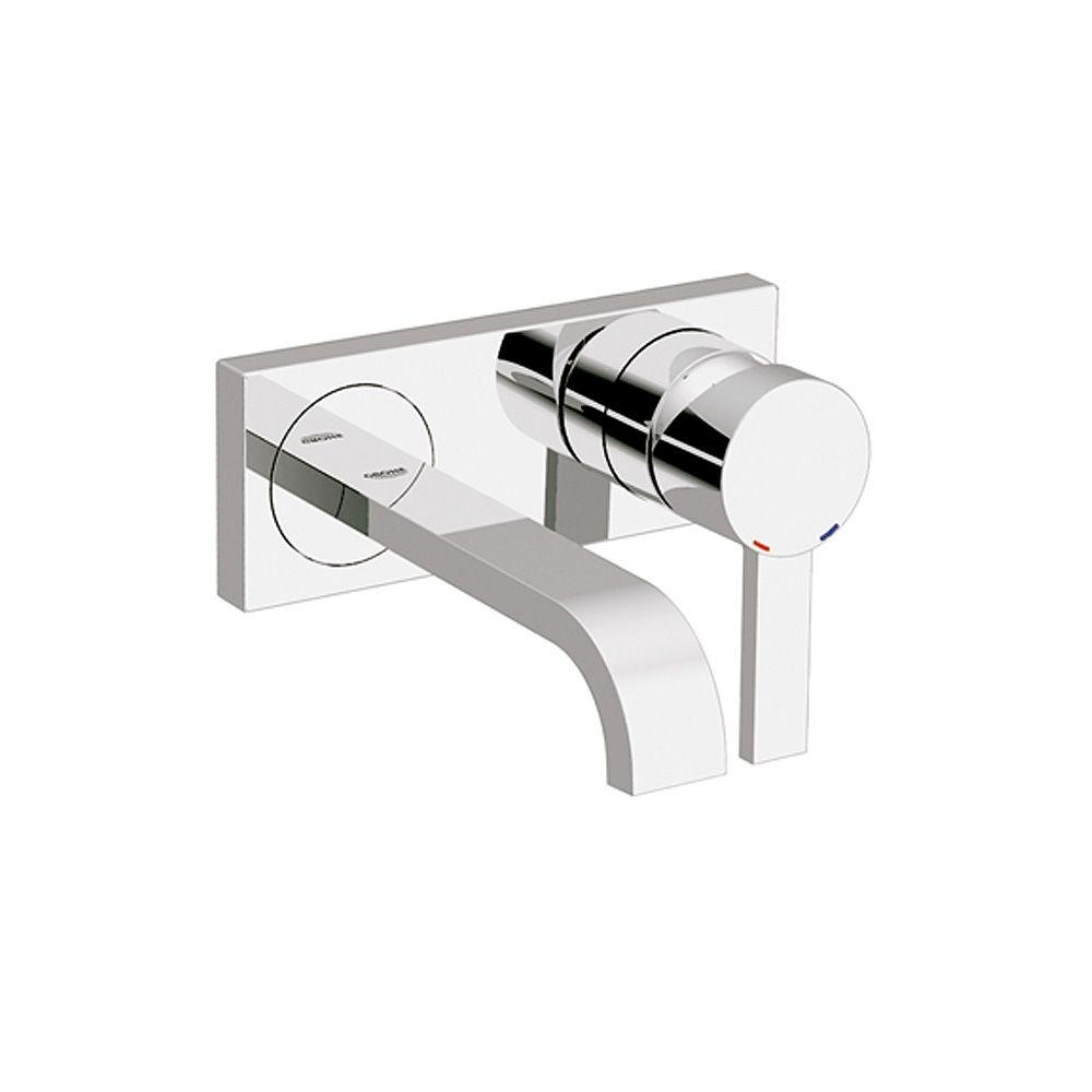 grohe allure wall mount faucet grohe allure wall mount faucet grohe allure double hole single handle wall mount vessel bathroom 1000 x 1000 1