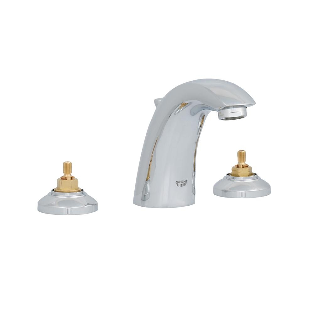 Ideas, grohe arden widespread faucet grohe arden widespread faucet grohe arden 8 in widespread 2 handle low arc bathroom faucet in 1000 x 1000 1  .
