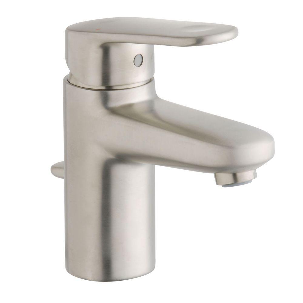 Ideas, grohe bathroom faucets brushed nickel grohe bathroom faucets brushed nickel grohe europlus single hole single handle low arc bathroom faucet 1000 x 1000  .