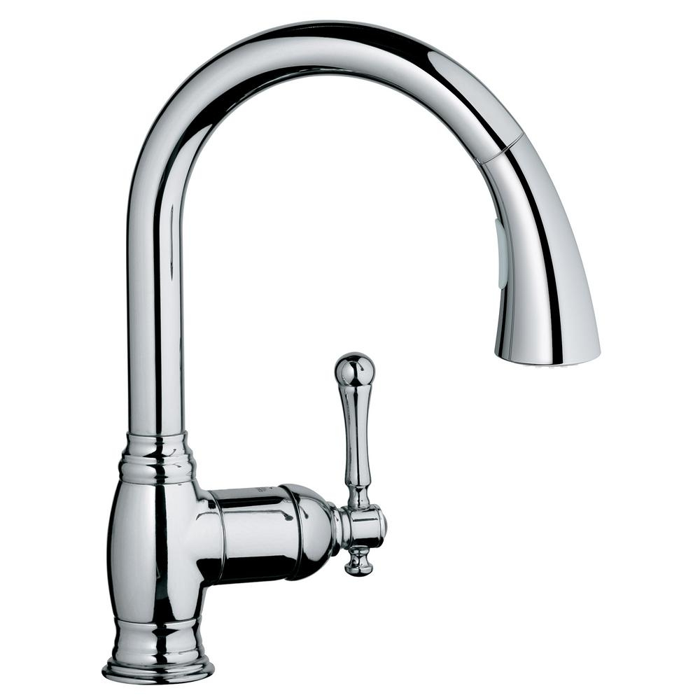 Grohe Kitchen Faucets White Finish