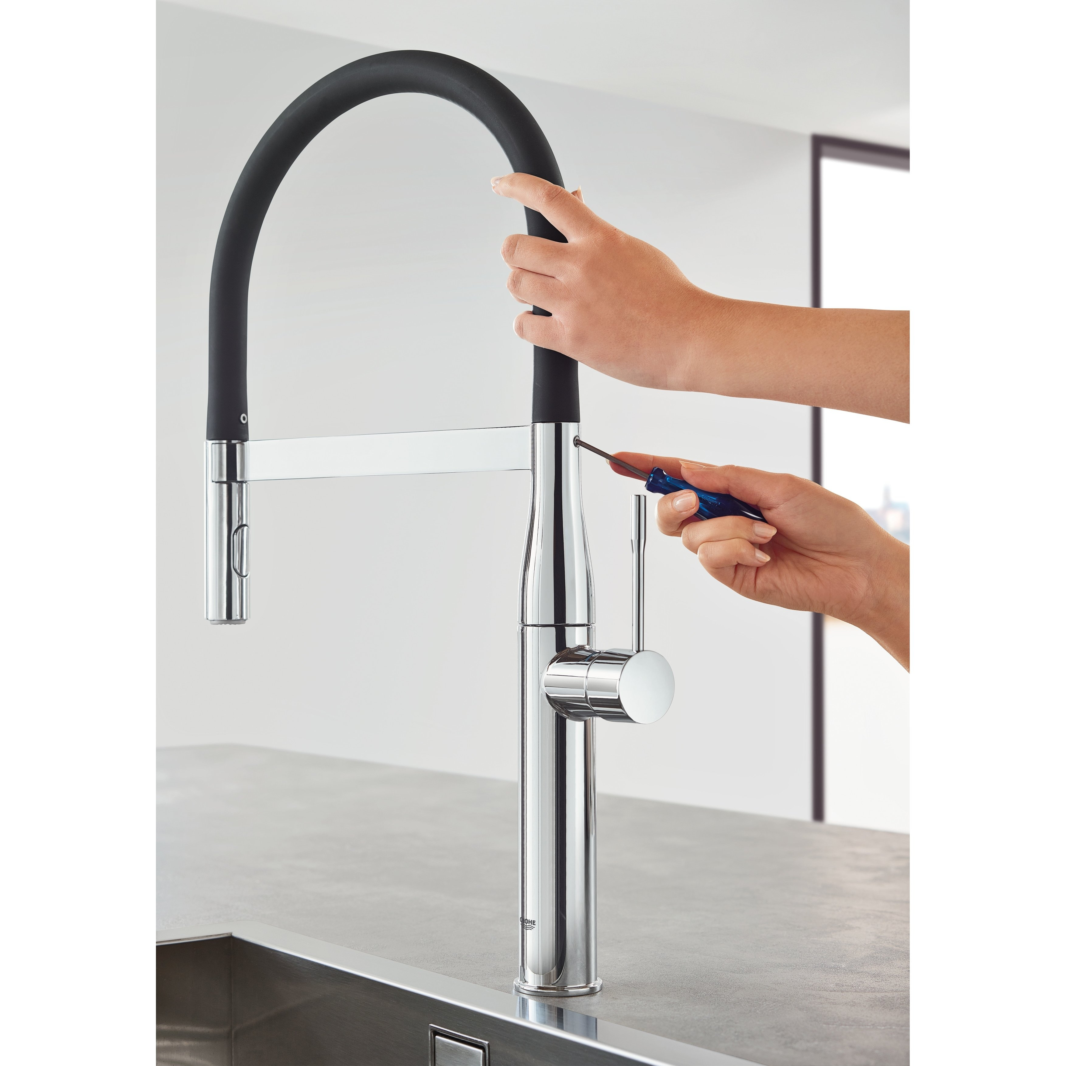 Grohe Essence New Kitchen Faucet