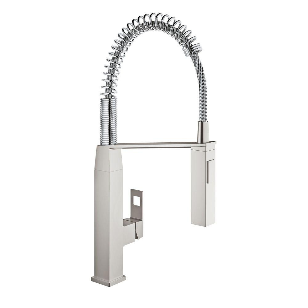 Ideas, grohe parkfield single handle pull down sprayer kitchen faucet with size 1000 x 1000  .