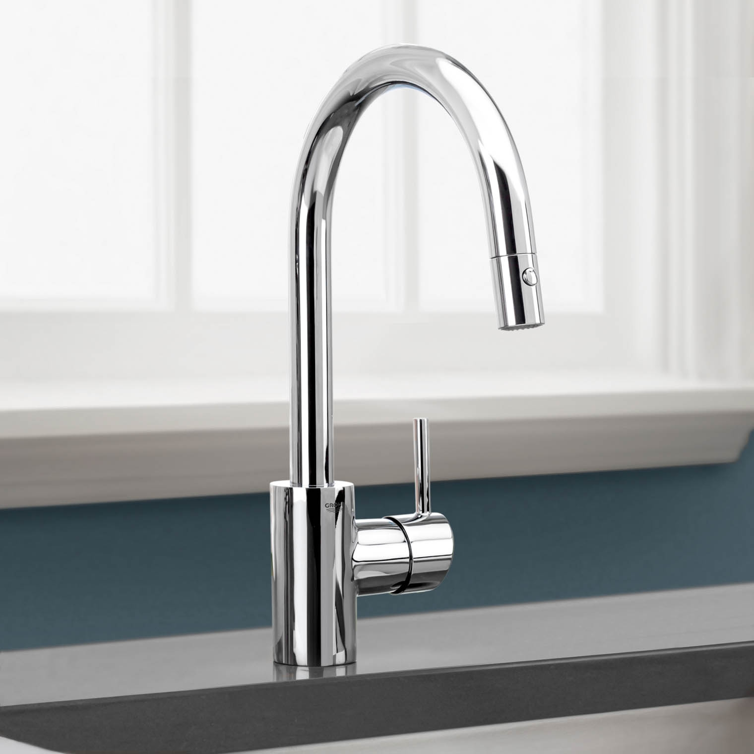 Ideas, grohe talia sink faucet grohe talia sink faucet decor fabulous grohe faucets for contemporary kitchen decoration 1520 x 1519  .