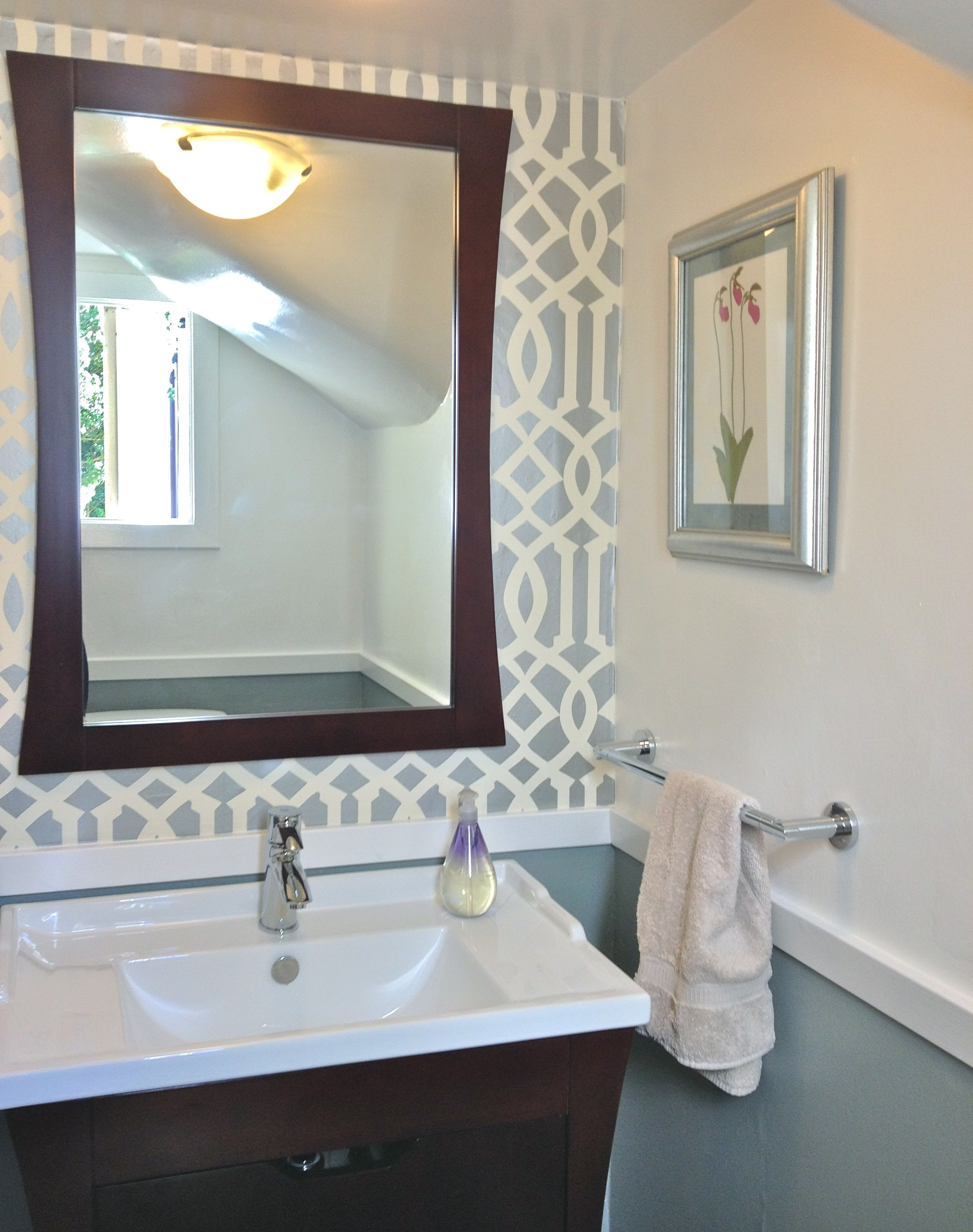 Ideas, ideas for powder rooms powder room decorating ideas bathroom for sizing 2448 x 3100  .