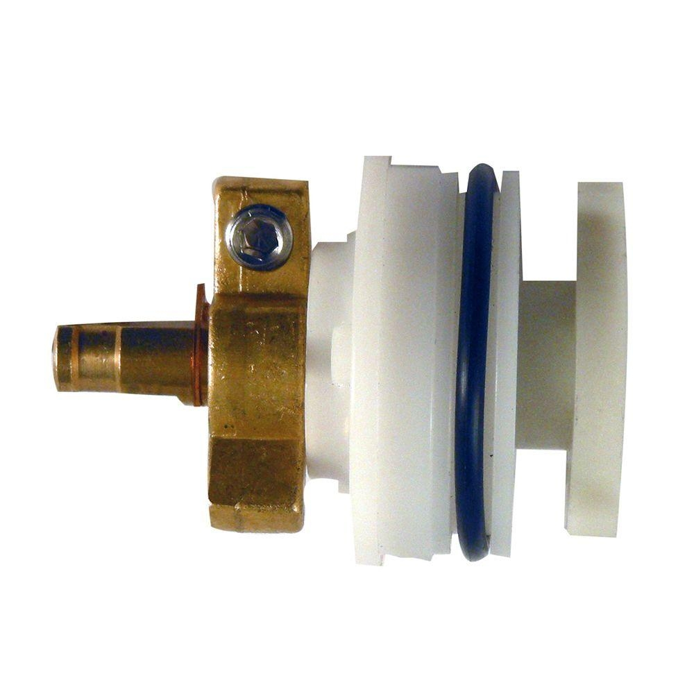 Ideas, identify old delta shower faucet identify old delta shower faucet delta 17 series monitor tub and shower cartridge rp32104 the 1000 x 1000  .