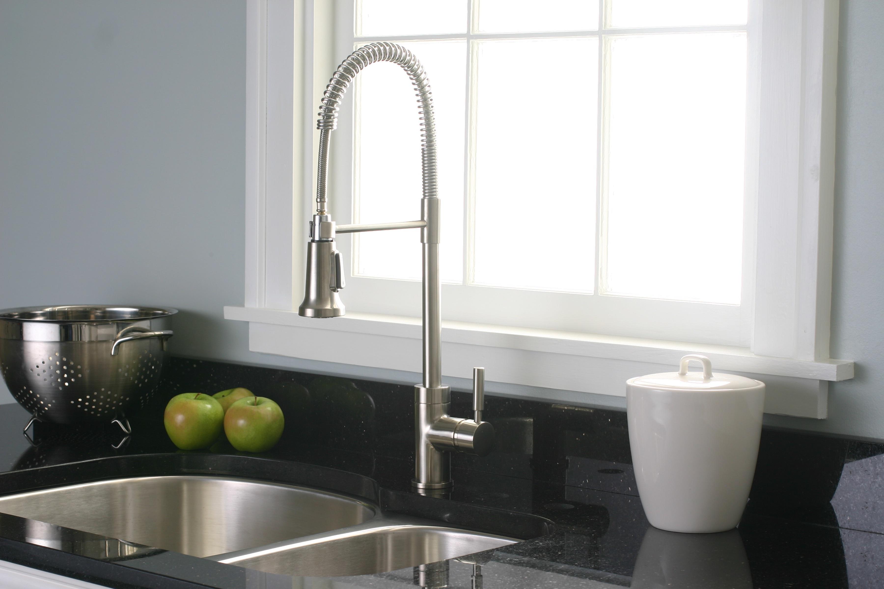 Ideas, industrial looking kitchen faucets industrial looking kitchen faucets industrial kitchen faucet sprayer restaurant kitchen sinks 3600 x 2400  .