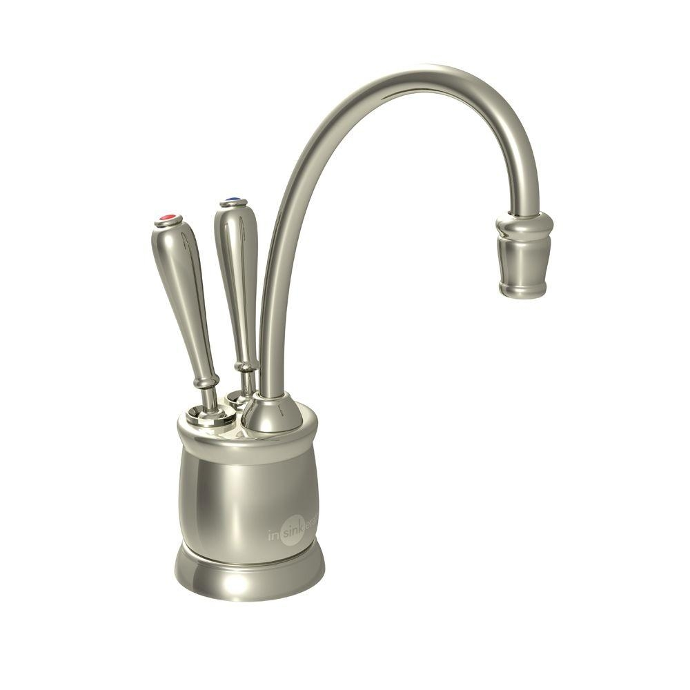 Ideas, insinkerator indulge tuscan 2 handle instant hot and cold water intended for dimensions 1000 x 1000  .