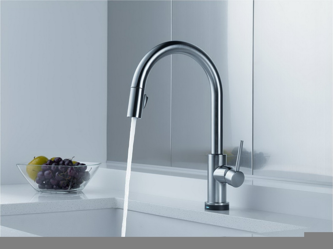 Ideas, kitchen bar faucets moen 7385 one touch kitchen faucet combined pertaining to size 1121 x 841  .