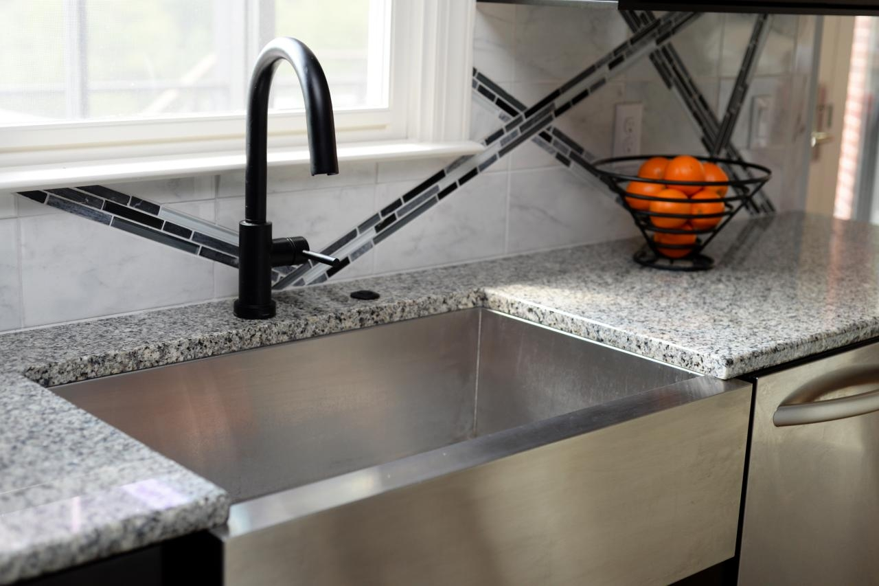 Ideas, kitchen convenient cleaning with stainless steel farm sink within sizing 1280 x 853 jpeg.