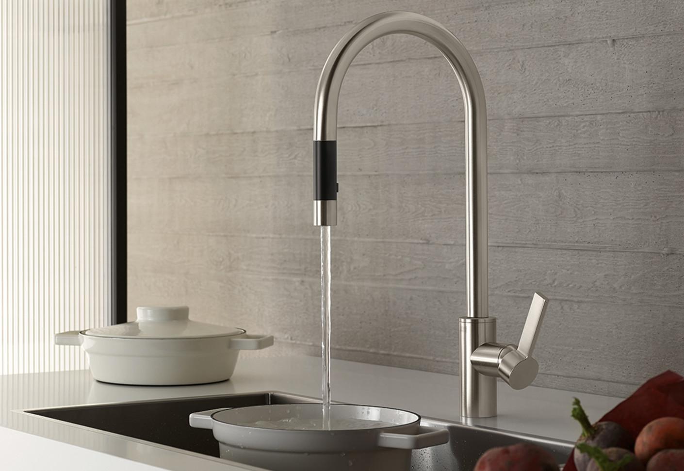 Ideas, kitchen dornbracht shower dornbracht kitchen faucet regarding measurements 1410 x 971  .