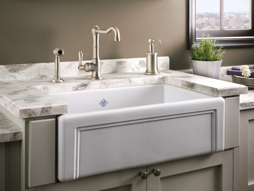 Ideas, kitchen exciting kitchen sinks and faucets for your home decor within size 1024 x 770  .