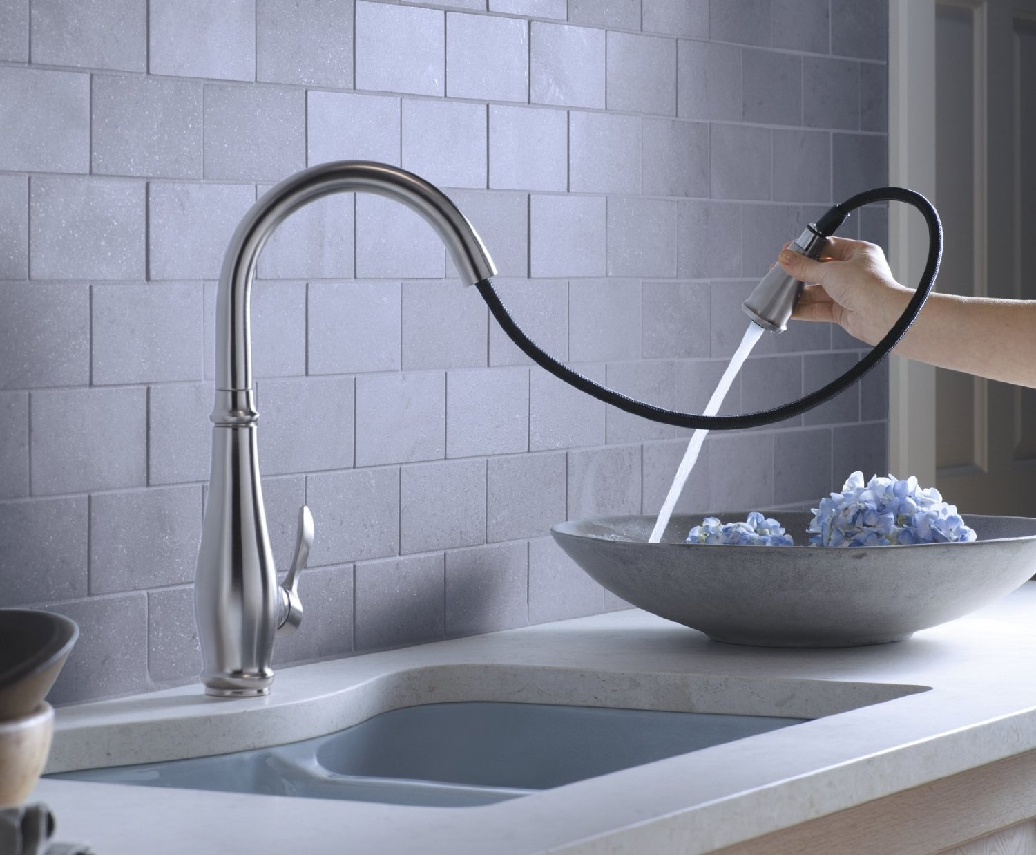 Ideas, kitchen faucet reviews and best buyers guides 2017 within dimensions 1500 x 1237  .