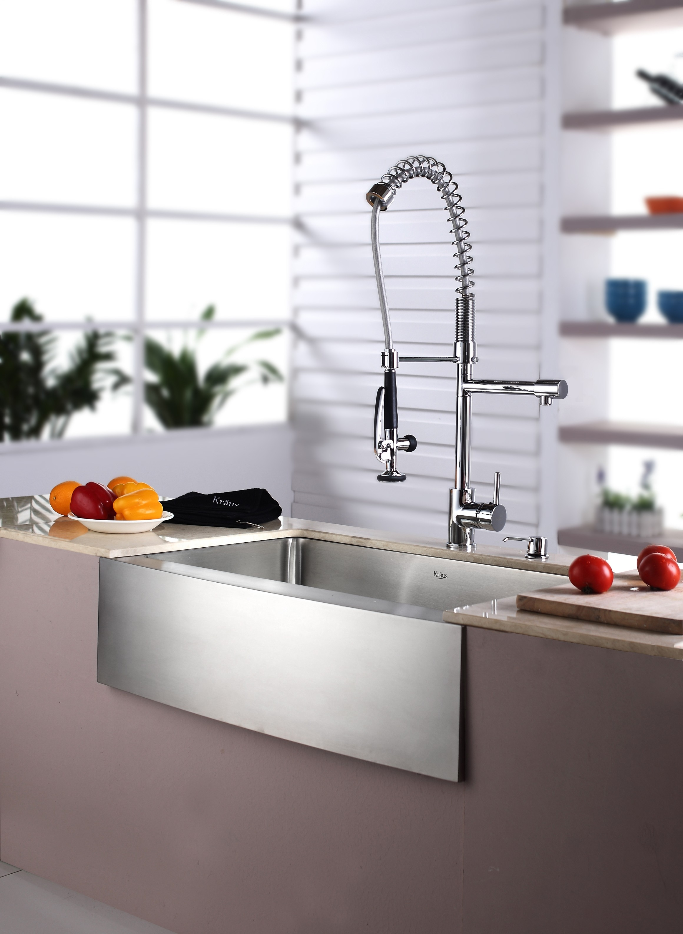 Ideas, kitchen faucet set kraususa for dimensions 2320 x 3174  .