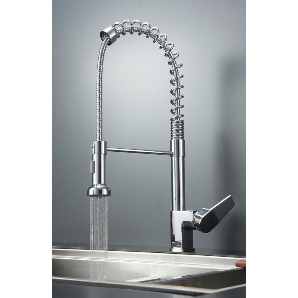 Ideas, kitchen faucet set kraususacom restaurant style kitchen faucet regarding dimensions 1000 x 1000  .