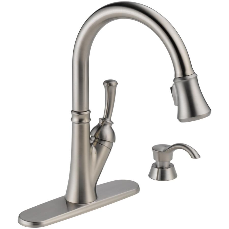 Ideas, kitchen faucets delta kitchen faucets within brilliant delta throughout measurements 900 x 900  .