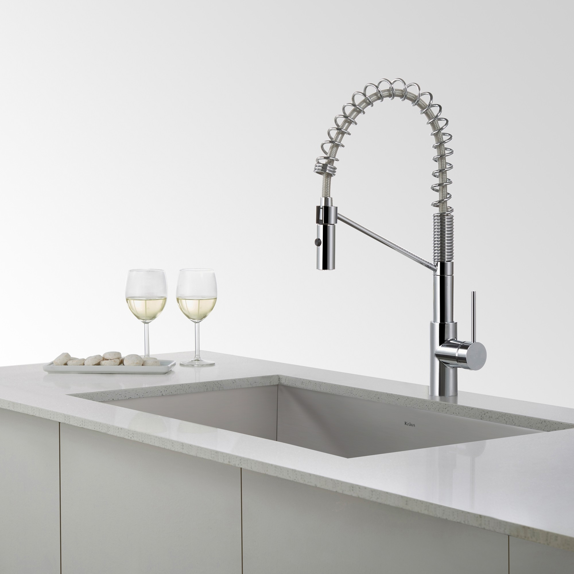 Ideas, kitchen faucets signature hardware restaurant style kitchen faucet with regard to sizing 2000 x 2000  .