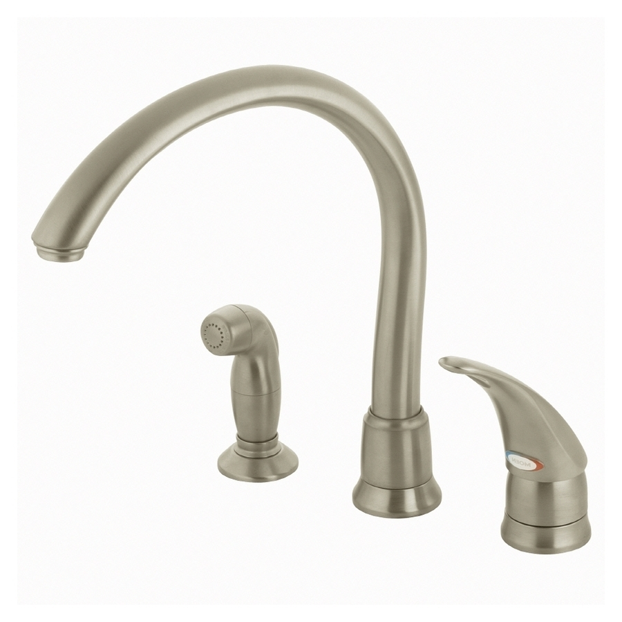 kitchen moen single handle kitchen faucet with regard to leading in dimensions 900 x 900