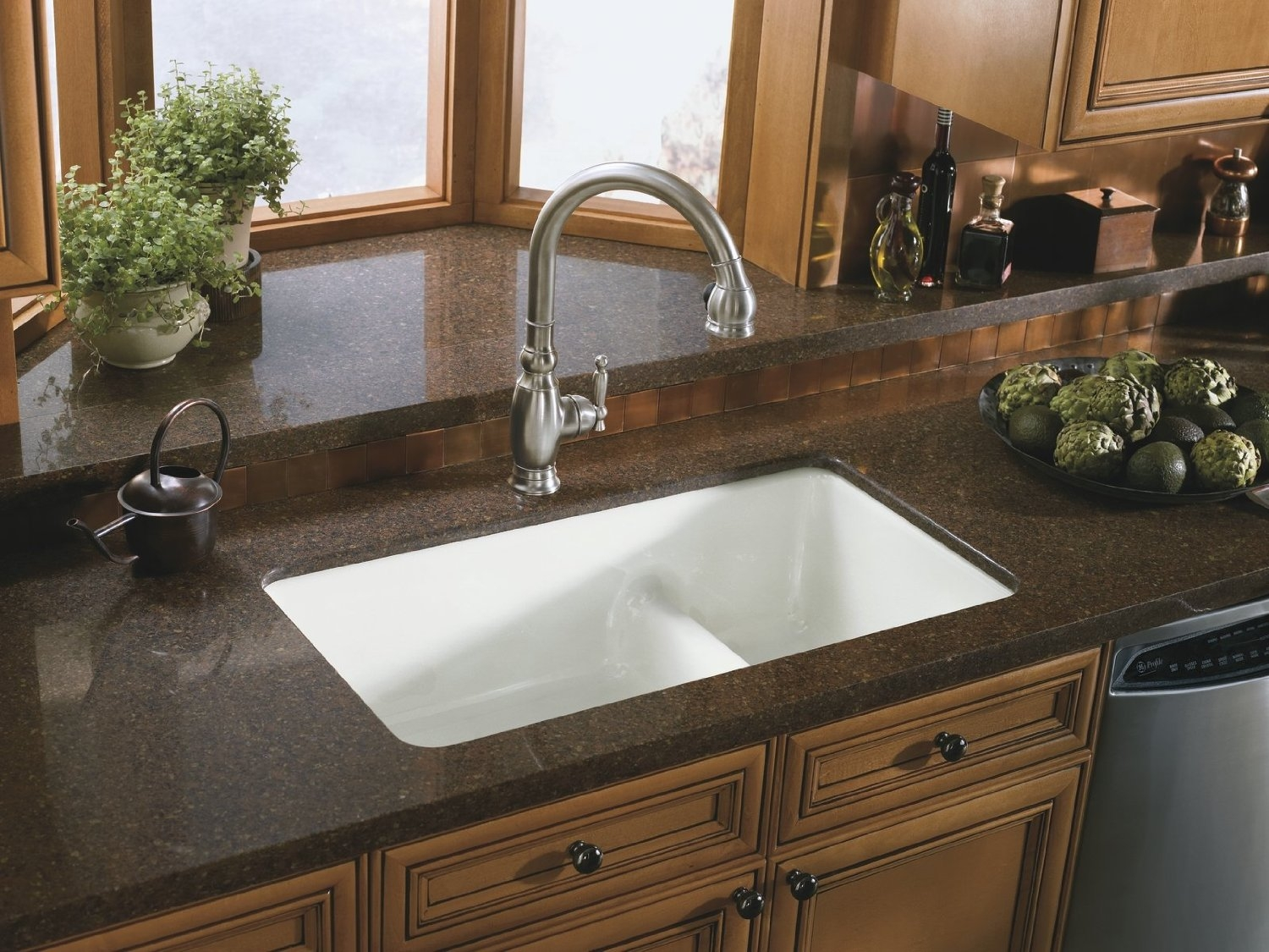 Ideas, kitchen sink faucets for granite countertops kitchen sink faucets for granite countertops 28 kitchen faucets for granite countertops moen s arbor one 1500 x 1125  .