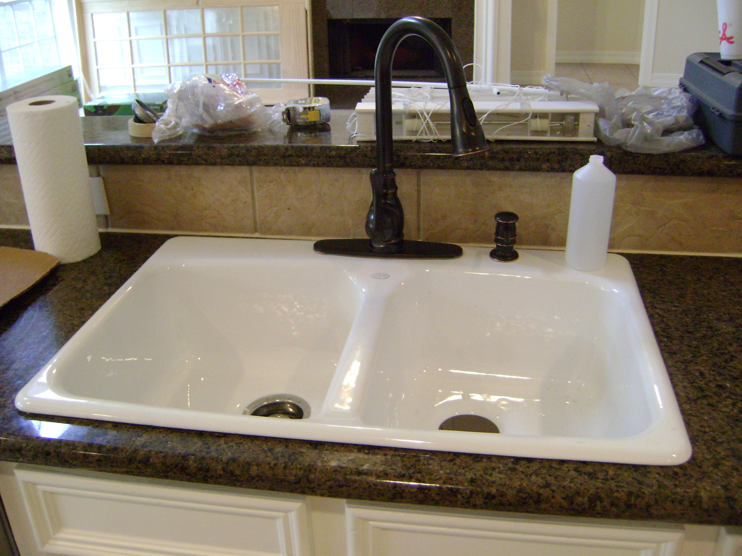 Ideas, kitchen sinks and faucets kitchen sinks and faucets 28 white kitchen sink faucets 25 best ideas about kitchen 3072 x 2304  .