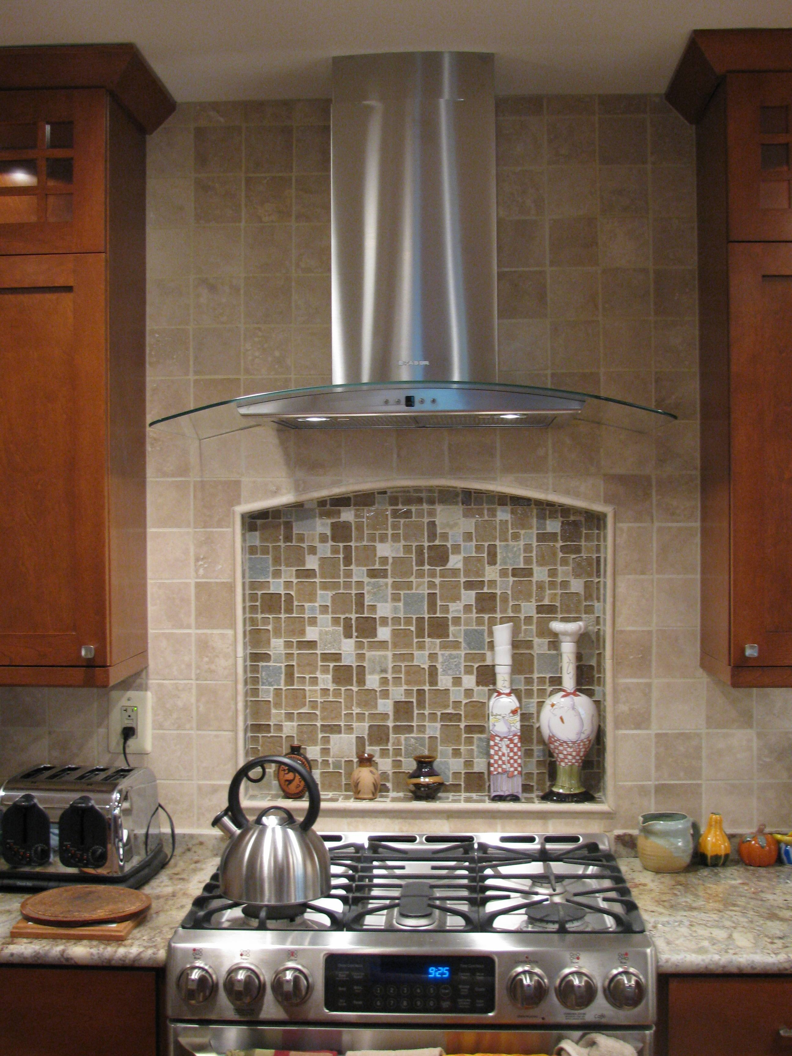 Ideas, kitchen stone backsplash built in linen cabinet pellet stoves with size 2592 x 3456  .