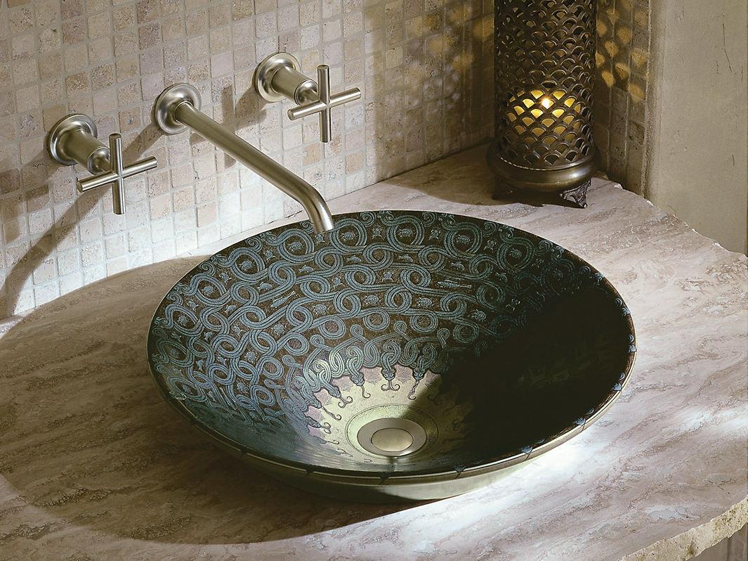 Ideas, kohler bol ceramic faucet kohler bol ceramic faucet exotic bathroom sinks atticmag 1065 x 798  .