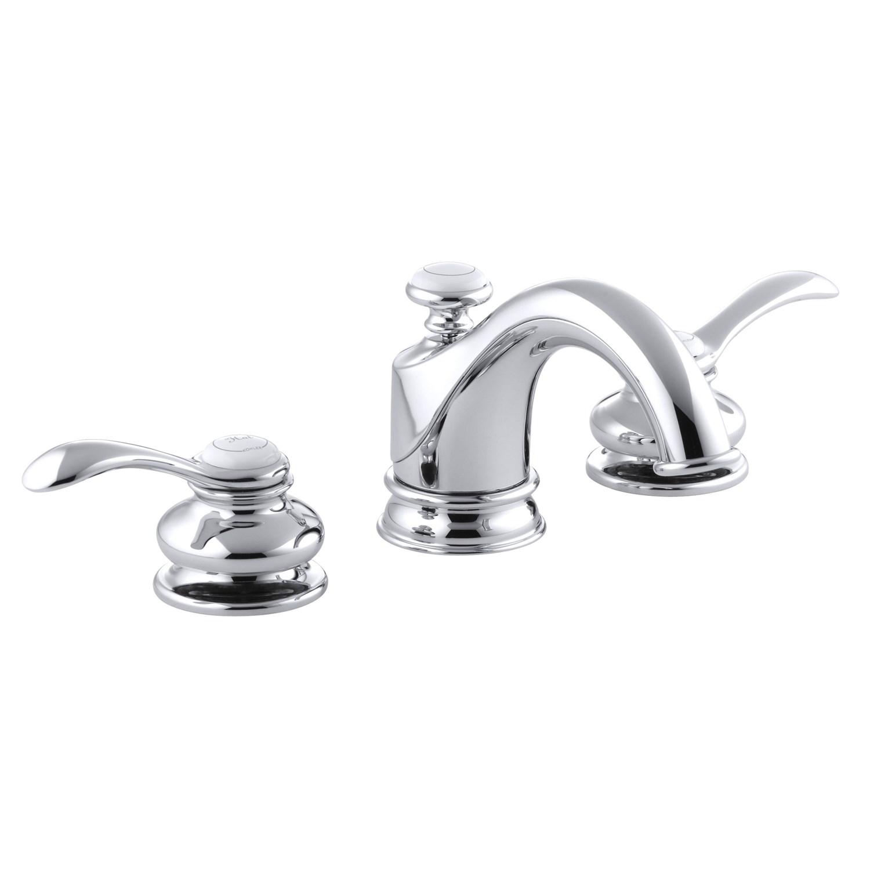Kohler Brushed Bronze Bathroom Faucets