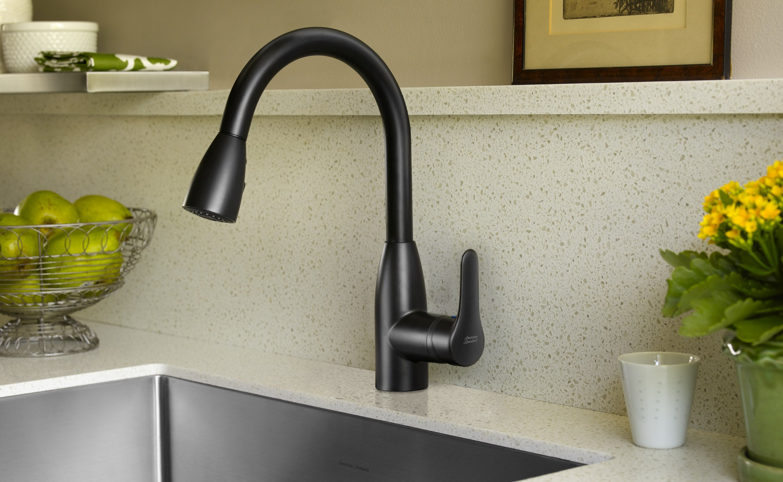 Ideas, kohler brushed bronze kitchen faucet kohler brushed bronze kitchen faucet delta 9159ardst trinsic single handle pulldown kitchen faucet t 3000 x 1847  .