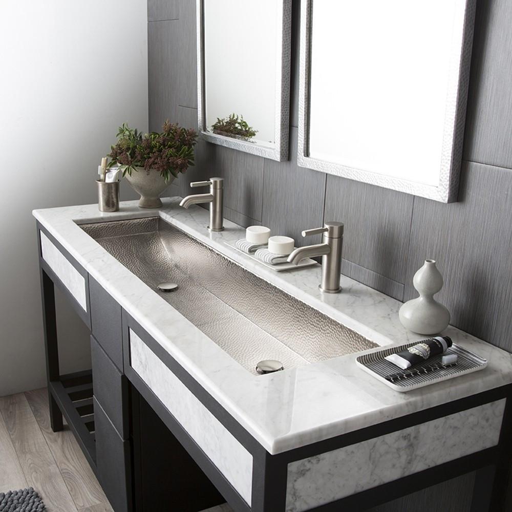 Ideas, kohler double faucet trough sink kohler double faucet trough sink bathroom charming double trough sink for best bathroom sink 1000 x 1000  .