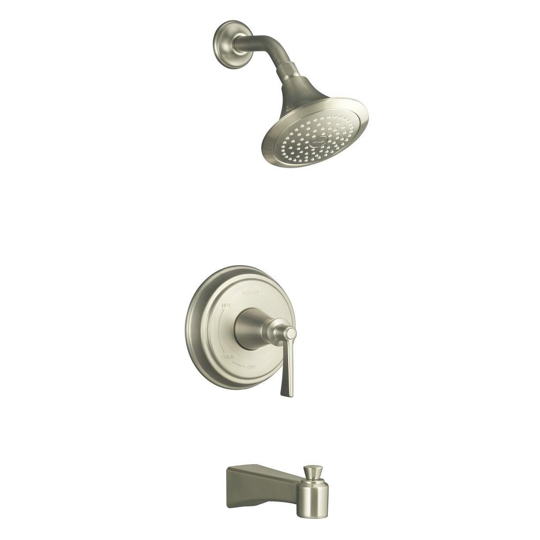 Ideas, kohler forte tub shower faucet kohler forte tub shower faucet shower faucets idea 1224 x 1224  .
