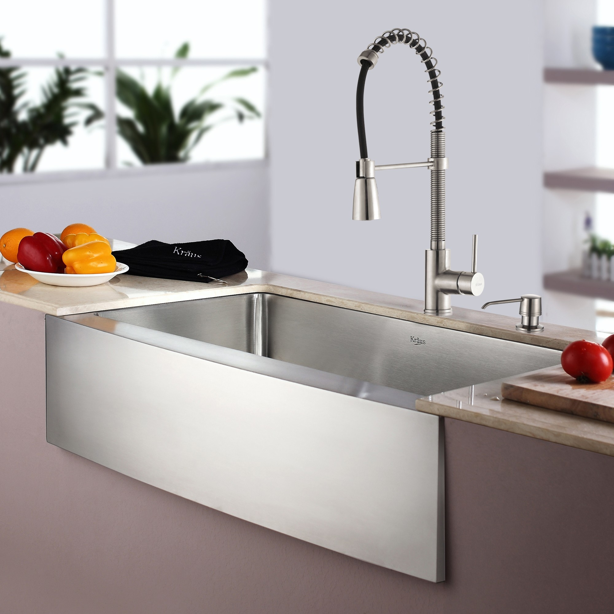 Ideas, kohler kitchen faucets with soap dispenser kohler kitchen faucets with soap dispenser stainless steel kitchen sink combination kraususa 2000 x 2000  .