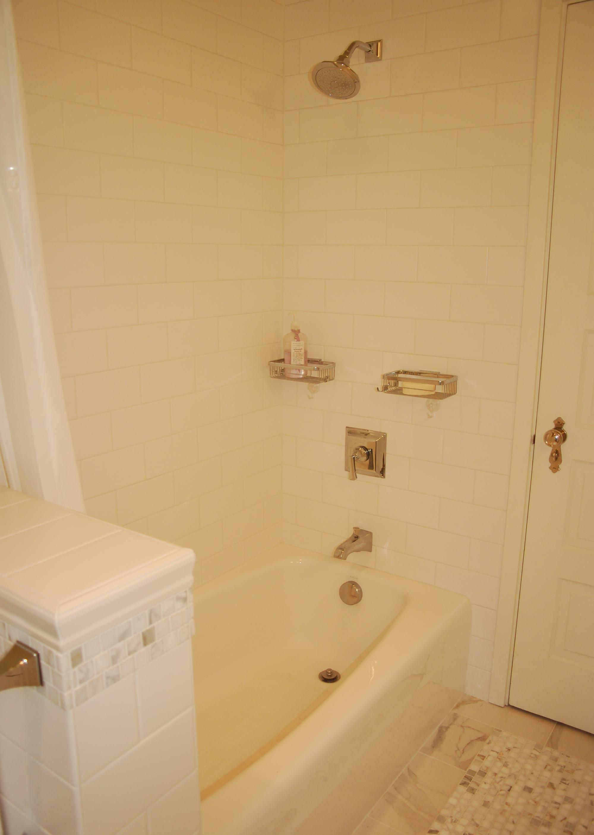 kohler memoirs stately shower faucet kohler memoirs stately shower faucet 1930s bathroom remodel favinger plumbing bellingham whatcom 2000 x 2810