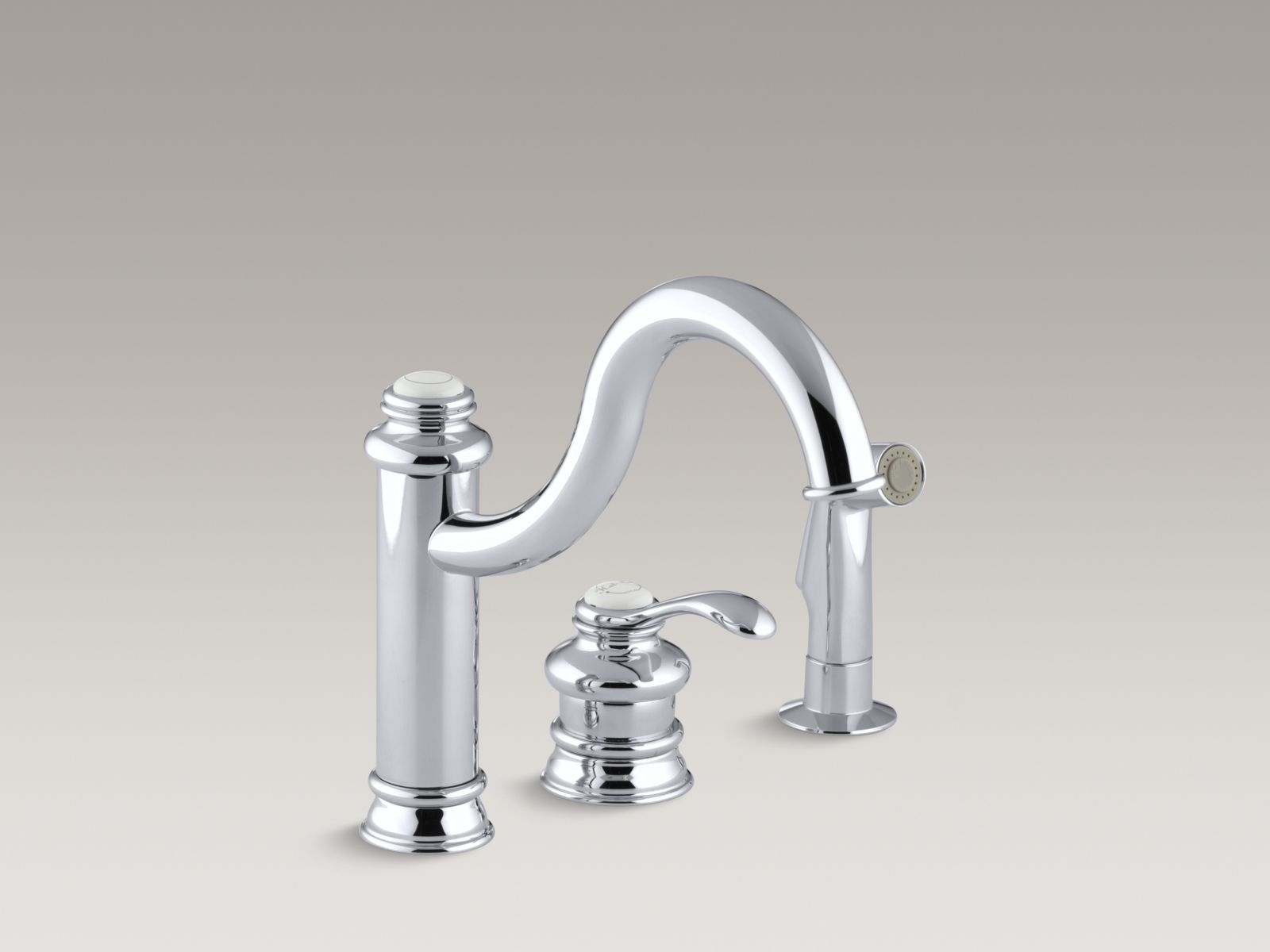 kohler purist single hole kitchen faucet kohler purist single hole kitchen faucet buyplumbing category two handle with side spray 1600 x 1200