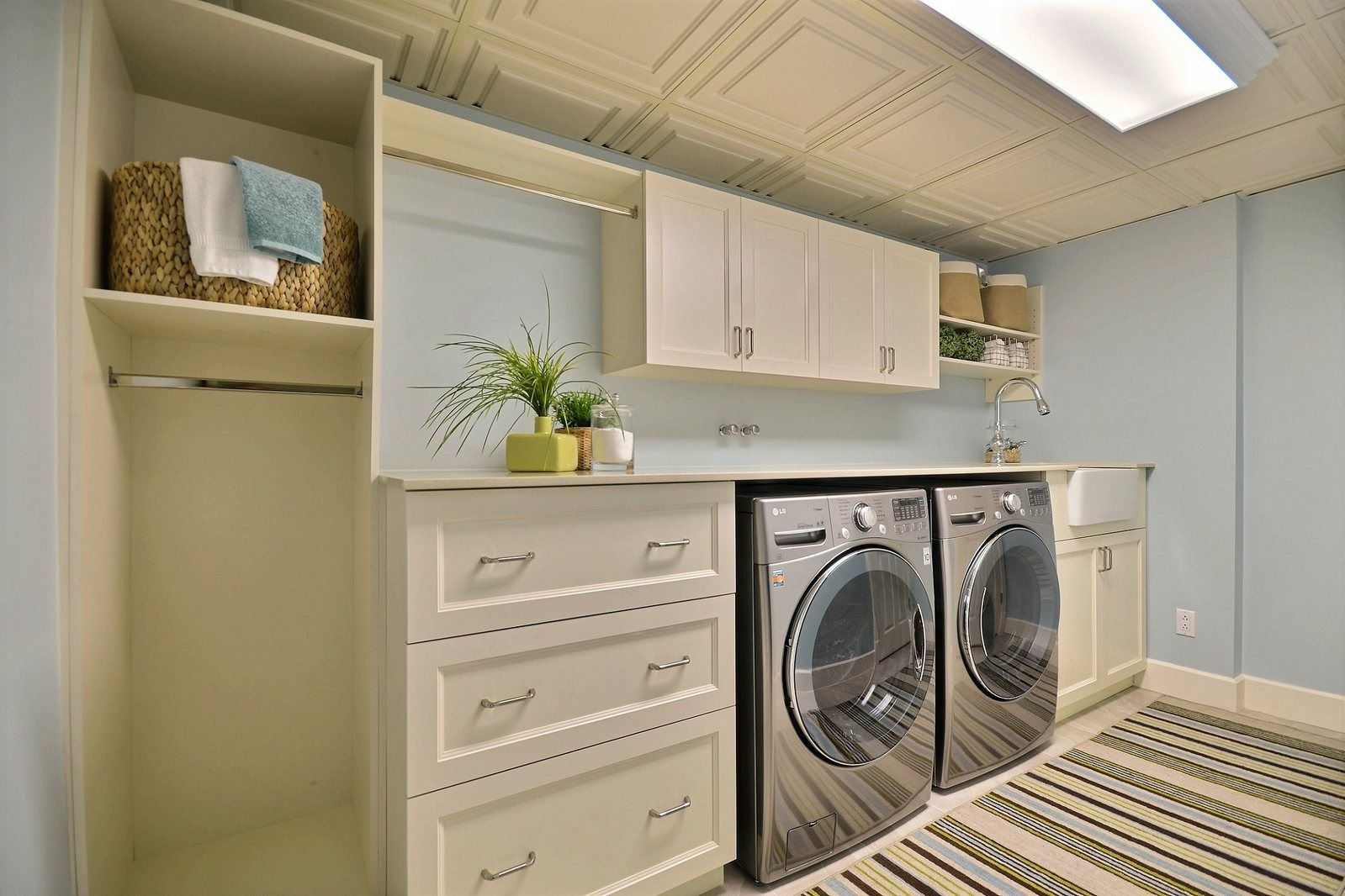 Ideas, laundry room faucets bronze laundry room faucets bronze basement laundry room with open shelf and bronze faucet build a 1599 x 1066  .