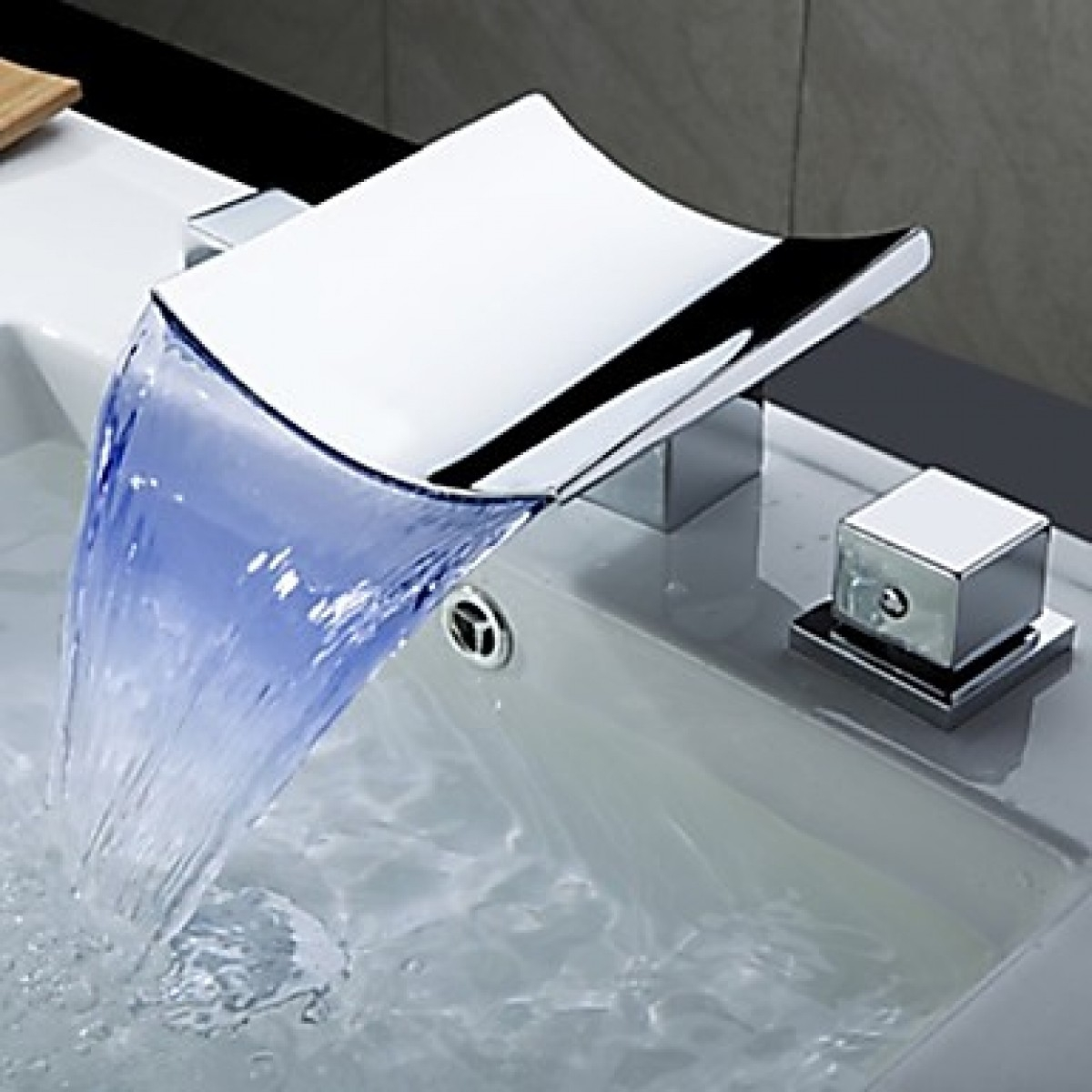 Ideas, led waterfall faucets for vessel sinks led waterfall faucets for vessel sinks bathroom fabulous waterfall faucet for bathroom 1200 x 1200  .