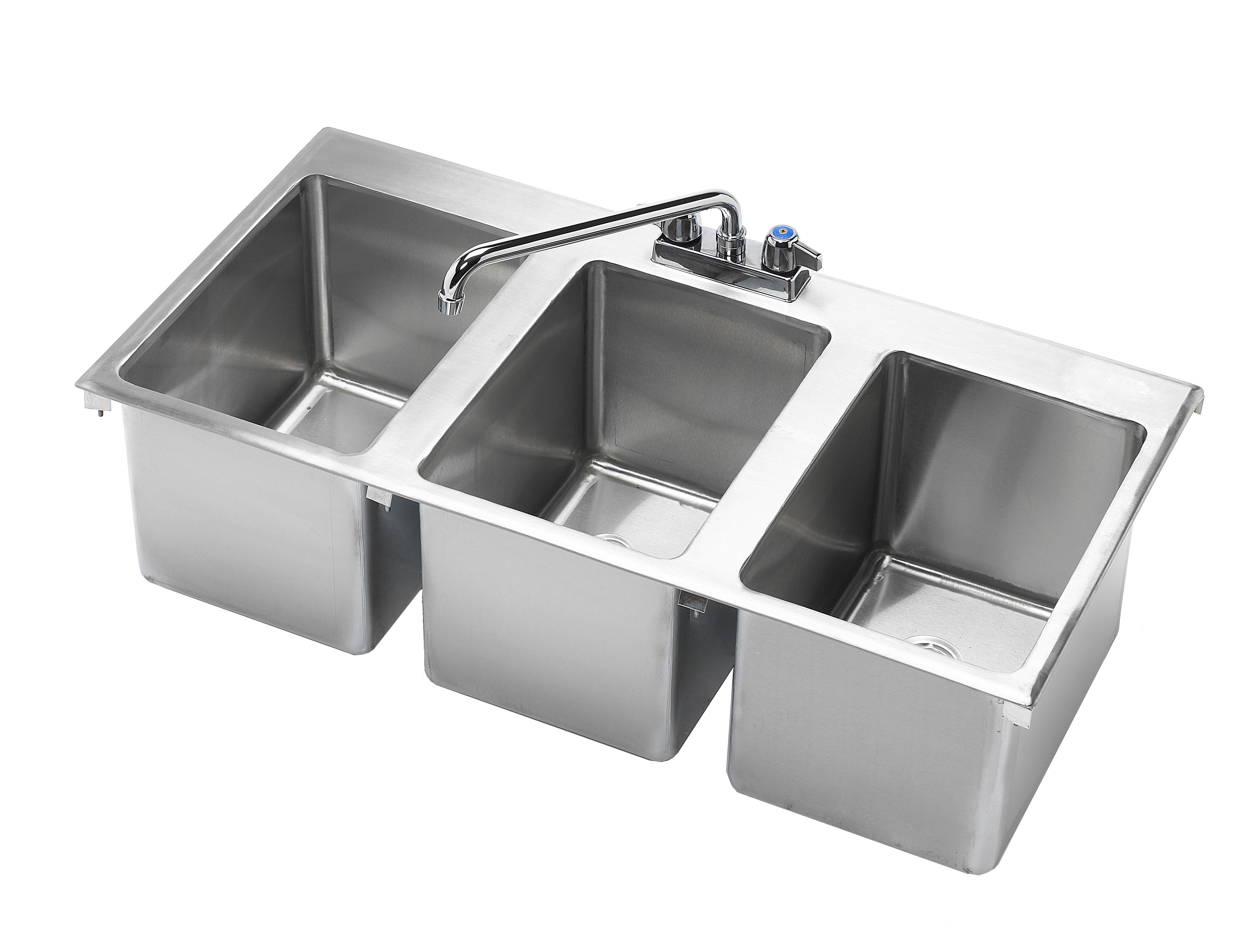 Ideas, luxury compartment sinks that your family will love artnessa throughout proportions 3508 x 2704  .