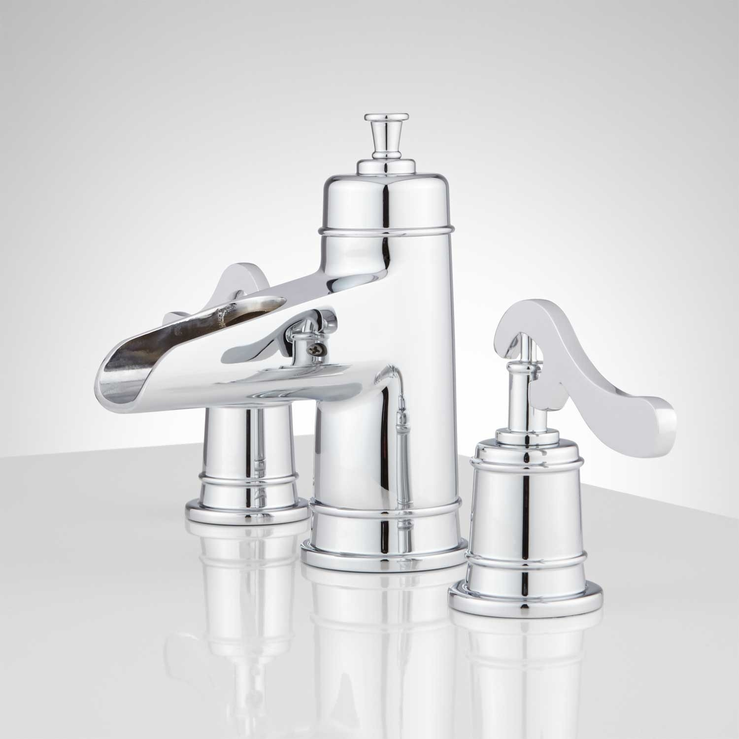Ideas, melton widespread waterfall bathroom faucet bathroom in size 1500 x 1500  .