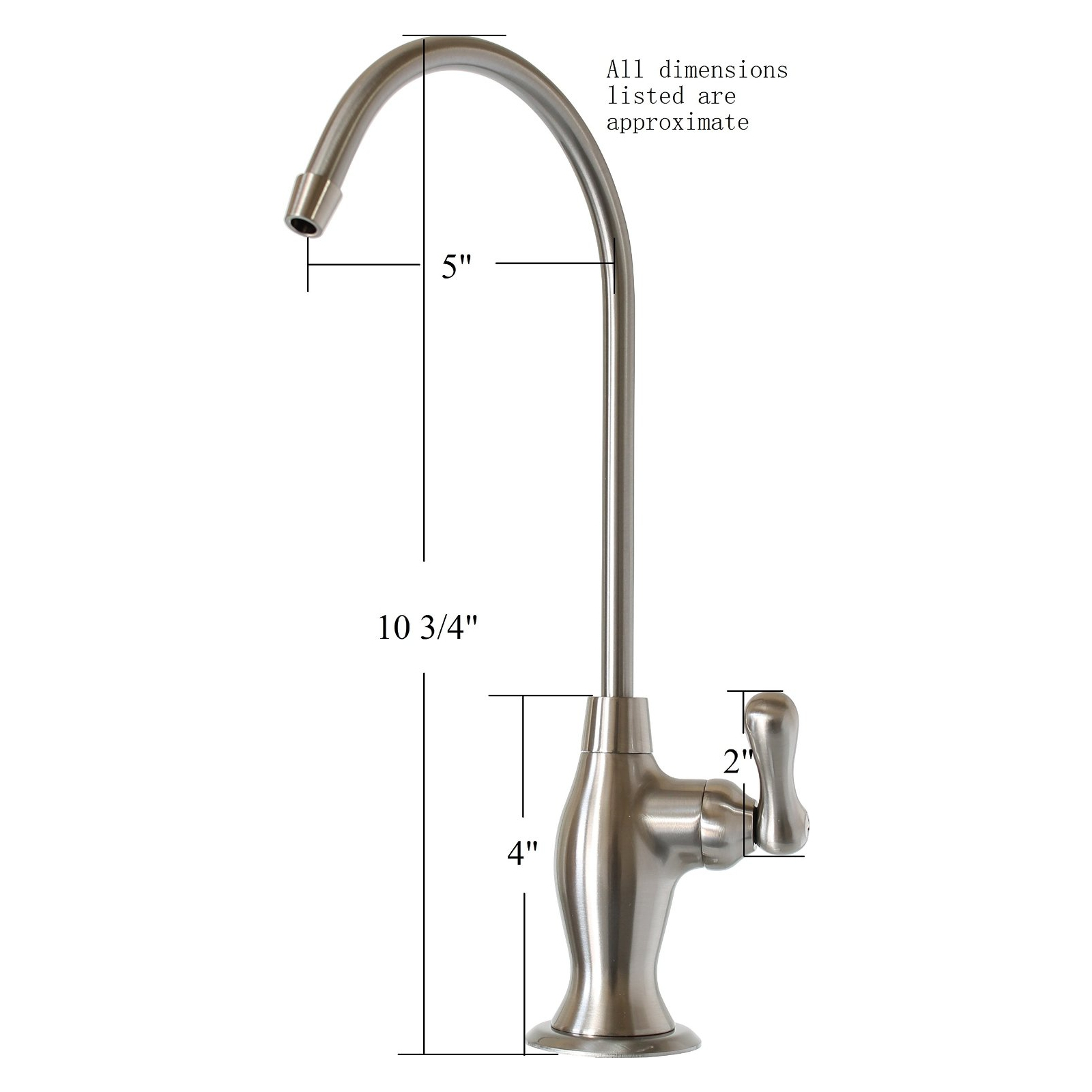 Ideas, metpure reverse osmosis faucet brushed nickel in sizing 1600 x 1600  .