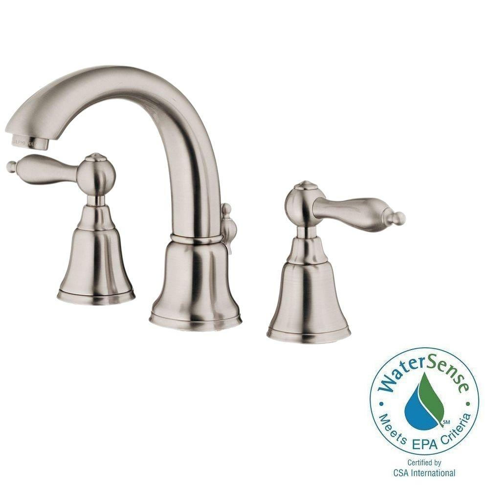 4 Minispread Bathroom Faucet
