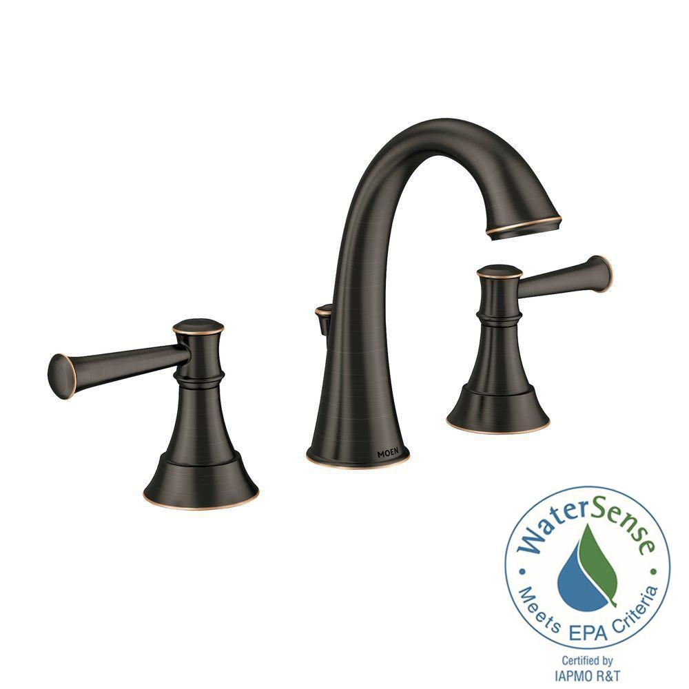 moen ashville 8 in widespread 2 handle high arc bathroom faucet for sizing 1000 x 1000