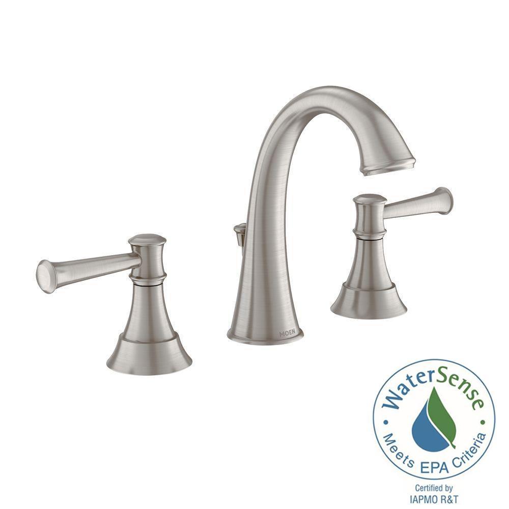 Ideas, moen ashville widespread faucet moen ashville widespread faucet moen ashville 8 in widespread 2 handle high arc bathroom faucet 1000 x 1000  .