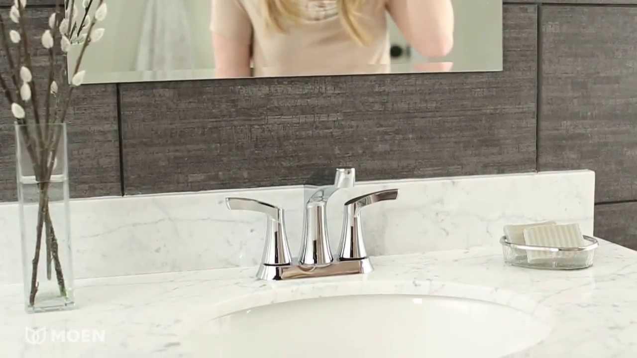 Ideas, moen danika shower faucet moen danika shower faucet danika 2 handle centerset bathroom sink faucet moen features 1280 x 720  .
