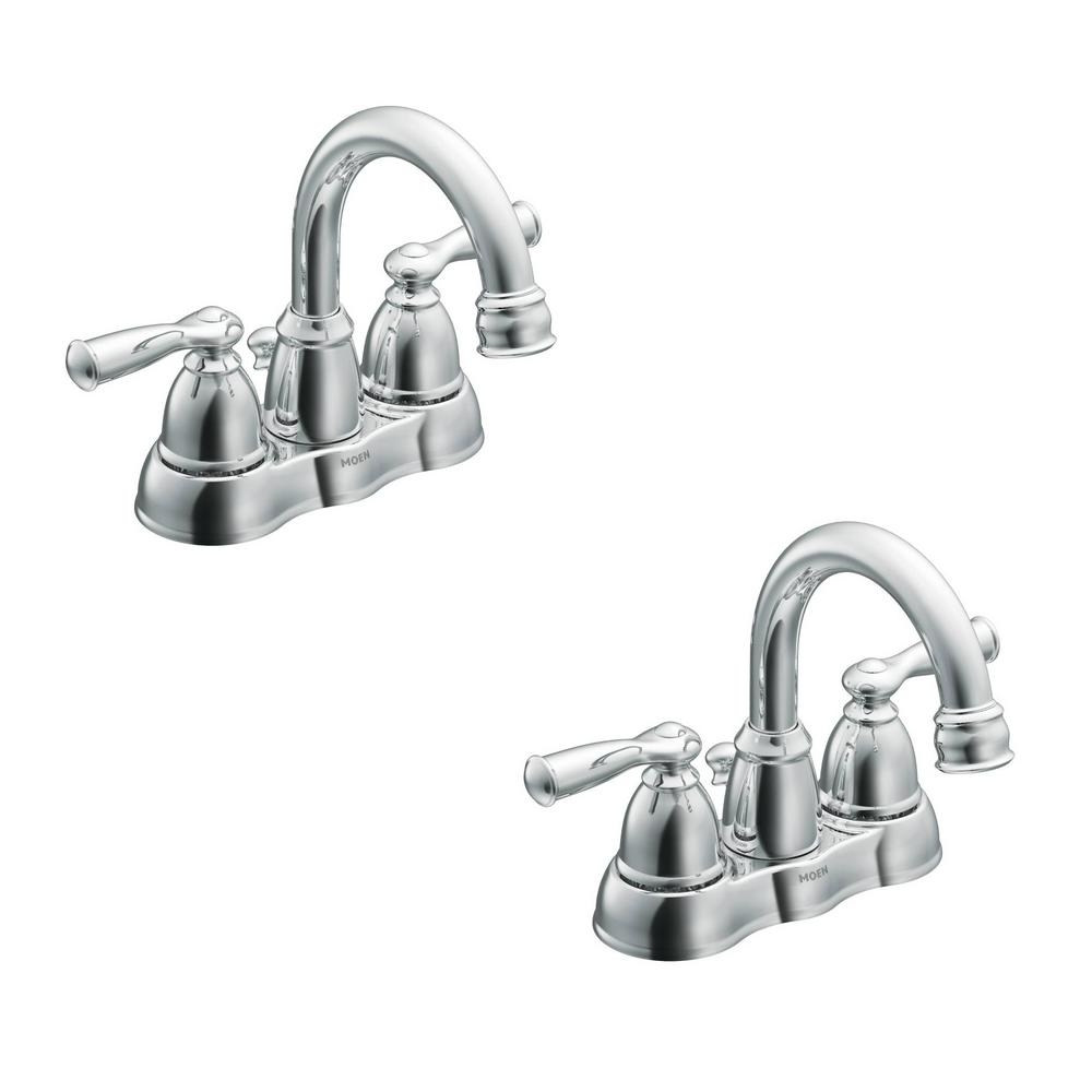 moen darcy 4 in centerset 2 handle bathroom faucet in chrome for sizing 1000 x 1000